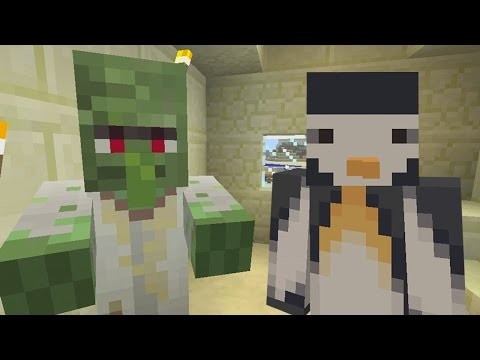 Minecraft Xbox: Village Doctor [237]