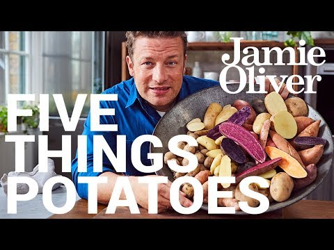 5 Things to do with… Potatoes