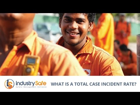 Safety KPIs: What is a Total Case Incident Rate (TCIR)?