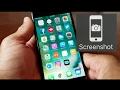 iPhone 7: How To Do a Screenshot,  2 Methods!