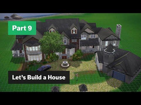 The Sims 3 - Let's Build a House - Part 9