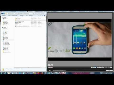 Verizon Galaxy S4 Odin Restore and Unbrick
