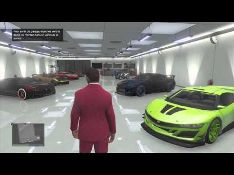 GLITCH | GTA5 : Dupliquer ses sportives après le patch 1.12 !