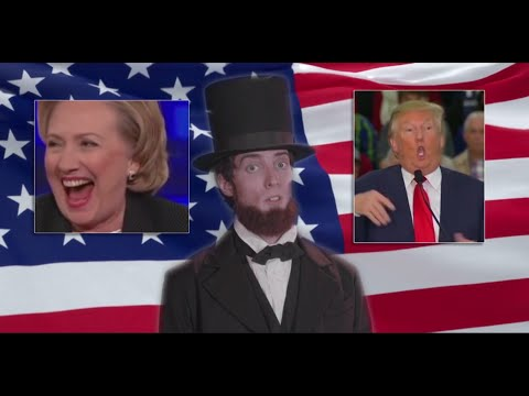 What Abe Lincoln Prophesied About Trump and Hillary