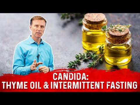 Use Thyme Oil & Intermittent Fasting for Candida