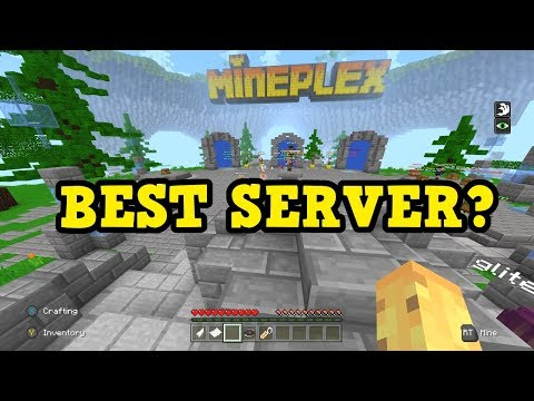 Minecraft Xbox - Which Is The BEST Server? All Servers GUIDE