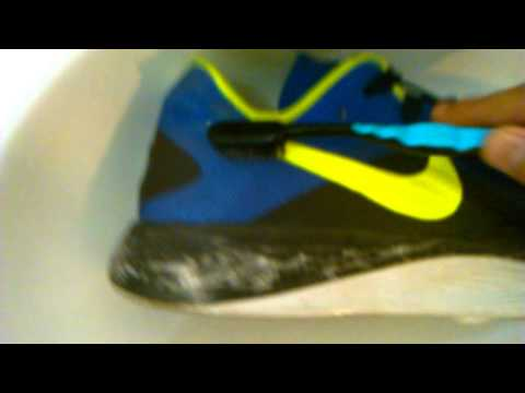 How to clean your basketball shoes easy way