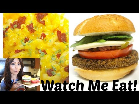 What I Ate For Lunch (Vegan Gluten Dairy Free) Watch Me Eat Mukbang Ep 2