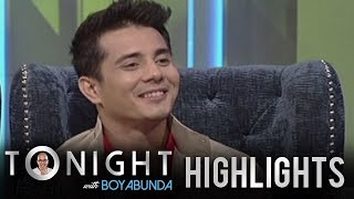 TWBA: Ejay Falcon clarifies current status with his girlfriend