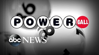 Second largest Powerball jackpot in history