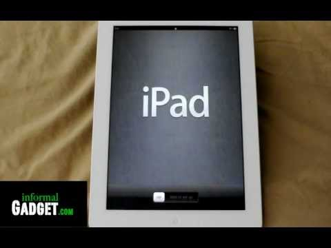 How-To reset and erase all data on an iPad 3 or any iOS device iPhone, iPad, iPod without iTunes