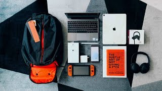 What's in My BACK TO SCHOOL TECH BAG? 2019 EDITION