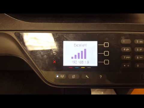 HP OFFICEJET 4620 HOW TO FIND YOUR IP ADDRESS