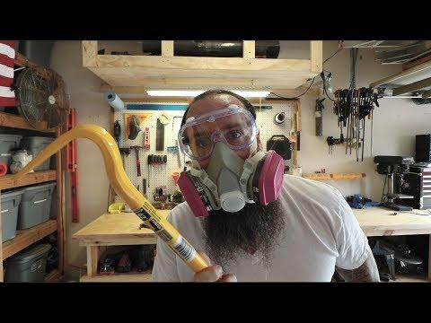 Functional Workspace - Garage Overhaul Part 1