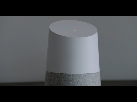 Google Home - Personal Assistant Demo