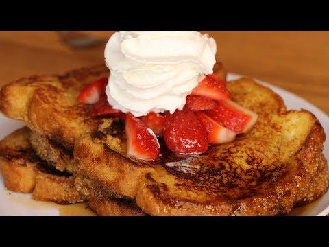Fluffy Cinnamon French Toast - Best Recipe!