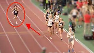 HS Freshman Shocks Collegiate 800m