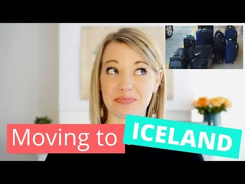 How I moved to Iceland