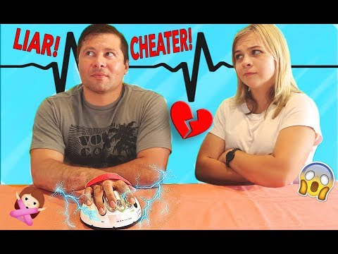 LIE DETECTOR TEST on BOYFRIEND! *SHOCKING* // SoCassie