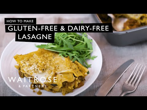 Gluten free and Dairy Free Lasagne | Waitrose