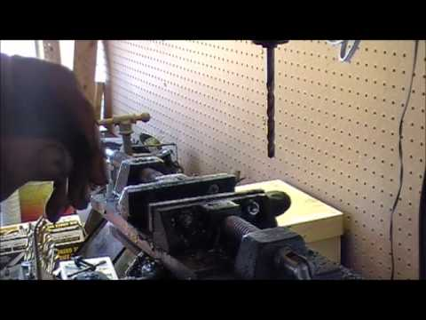 making your own motorcycle petcock gaskets