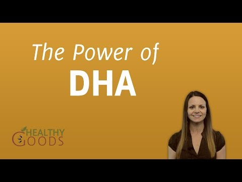 The Power of DHA
