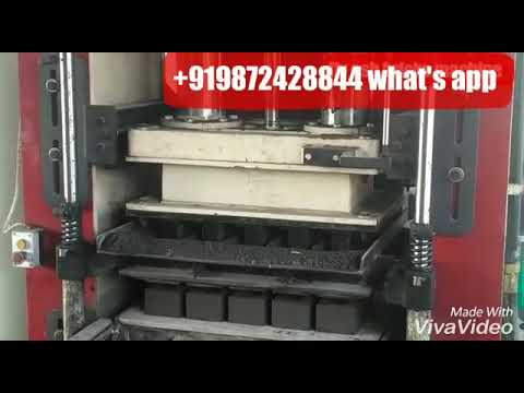 What is the mix ratio for fly ash bricks/full auto bricks machine