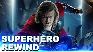 Download Superhero Rewind: Thor Review Video