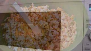 Low Carb Snack Of Chili Popcorn