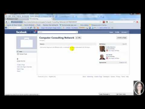 {Facebook} How to Get Easy Traffic To Your Facebook FanPage With A Quick Adjustment!