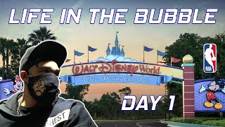 Life in the Bubble - Day 1 | JaVale McGee Vlogs