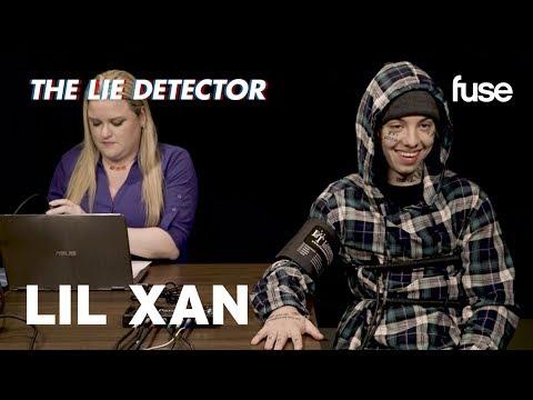 Lil Xan Takes A Lie Detector Test