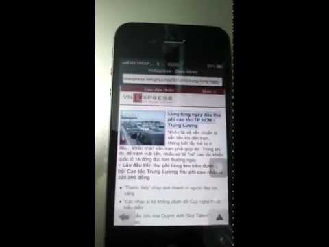 Unlock iPhone 4S Verizon with Rebel Sim