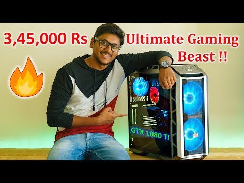 3,45,000 Rs Ultimate RGB Gaming PC Build with GTX 1080 Ti...