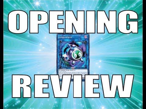 Yu-Gi-Oh! Shonen Jump Alpha Promo Linkuriboh Opening + Review