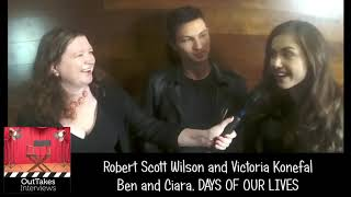 Robert Scott Wilson and Victoria Konefal – OutTakes at Day of DAYS 2018