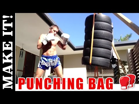 How To Make Punching Bag - Detailed Instructions