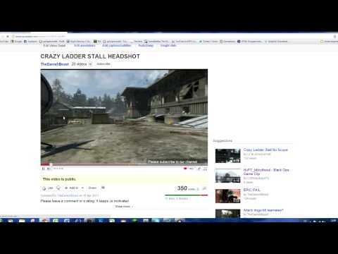How to: make clickable annotations on Youtube videos