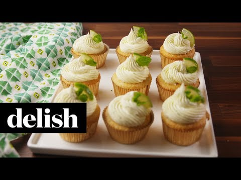 Moscow Mule Cupcakes | Delish