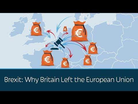 Brexit: Why Britain Left the European Union
