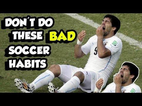 Bad Soccer Habits To AVOID! What makes a GOOD soccer player!