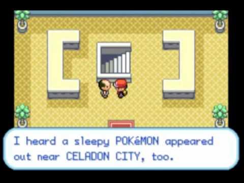 Pokemon LeafGreen Part 15- Getting to Celadon