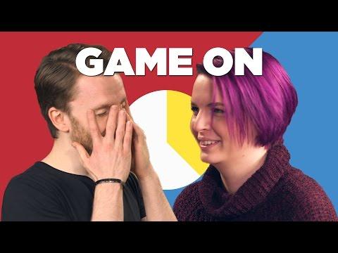Quiz Buzz - Steven Bridges vs Emma Blackery - Game On 1x05