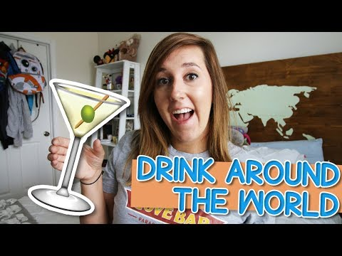HOW TO: DRINK AROUND THE WORLD IN EPCOT | MollyBuck