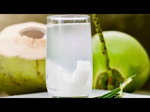 5 Reasons To Drink A Glass Of Coconut Water Every Morning