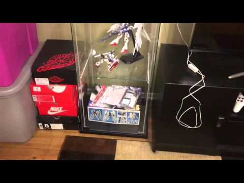 Ikea detolf glass shelf HD review