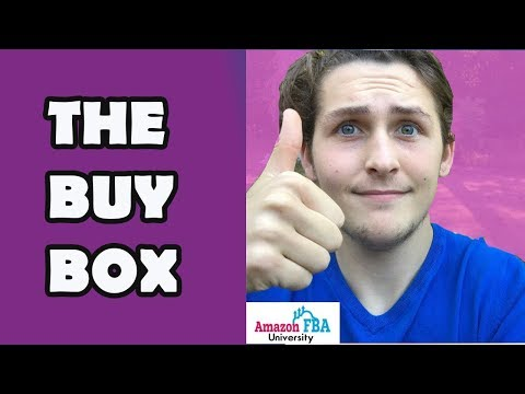 HOW TO WIN THE BUY BOX on Amazon FBA  *Updated Version*