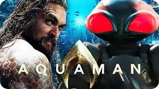AQUAMAN Movie Preview (2018) Black Manta Origin Explained