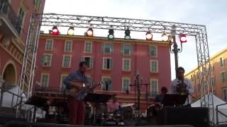 Tim Campanella .mixtaper - Footprints @ Nice Jazz Festival 5/07/14