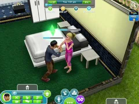 The Sims - FreePlay - Marriage and Babies Update - iOS